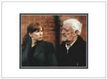 Bernard Cribbins Autograph Signed Photo - Dr Who
